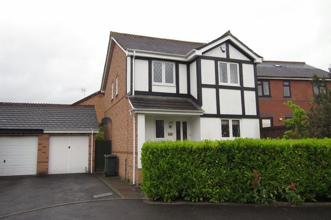 Thumbnail Detached house to rent in Ellicks Close, Bradley Stoke, Bristol