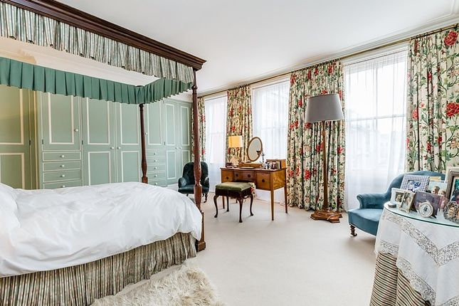 Master Bedroom of Chalcot Square, London NW1