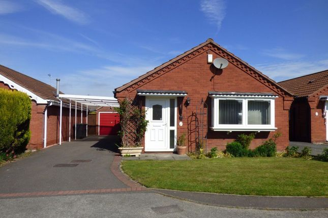 Thumbnail Bungalow to rent in Winterbourne Drive, Stapleford, Nottingham