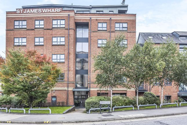 Thumbnail 1 bed flat for sale in St. James Wharf, Forbury Road, Reading