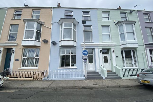 Thumbnail Terraced house for sale in Southcliff Gardens, Tenby