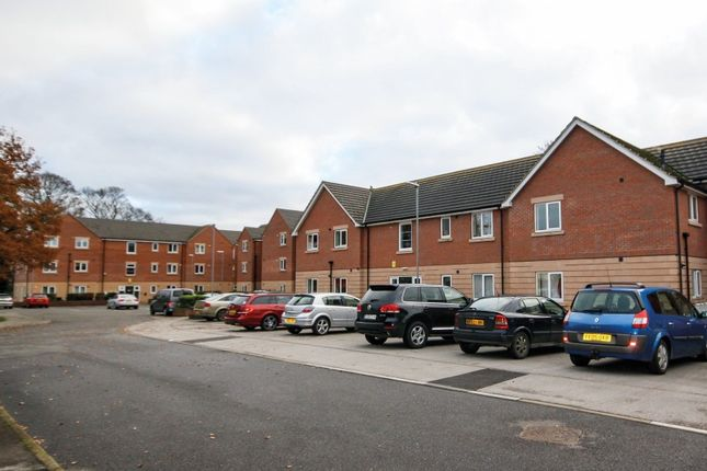Thumbnail Block of flats for sale in The Hedgerows, Sleaford, Lincolnshire