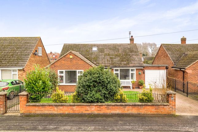 Thumbnail Detached bungalow for sale in Ellison Avenue, Aston-On-Trent, Derby