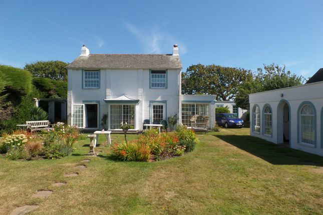 Thumbnail Detached house to rent in Snow Hill, West Wittering, Chichester