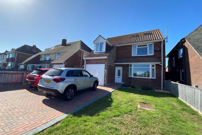 Thumbnail Detached house for sale in Close To Nature Reserve In Lodmoor, Beaumont Avenue, Weymouth