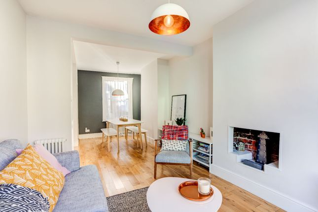 2 bed terraced house for sale in Roundhill Street, Round Hill Conservation Area, Brighton