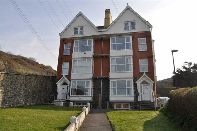 Thumbnail Flat for sale in Gwen Y Don, Cliff Terrace, Aberystwyth