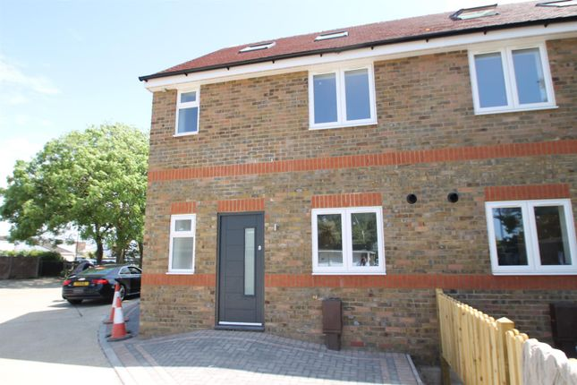 Thumbnail Semi-detached house for sale in The Parade, Pagham, Bognor Regis