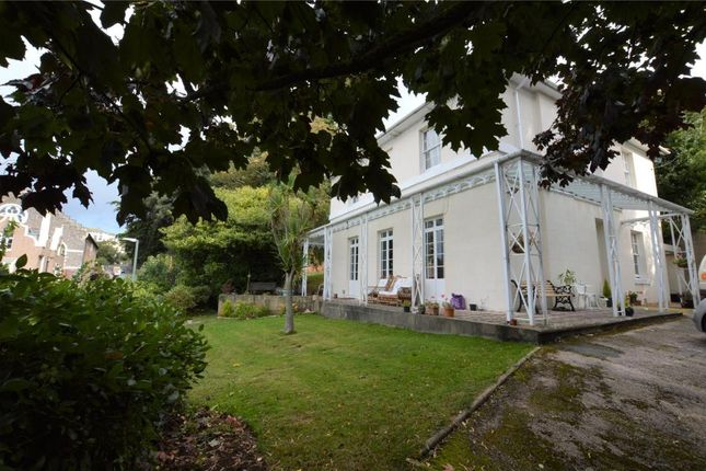 Thumbnail Detached house for sale in St Marychurch Road, Torquay, Devon
