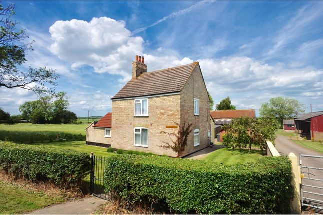 Thumbnail Detached house for sale in Fen Road, Washingborough