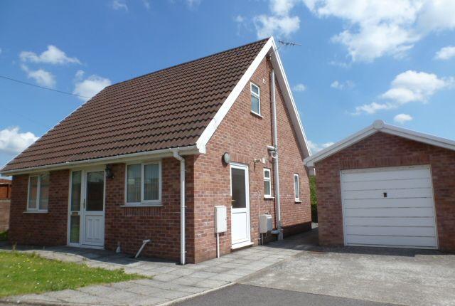 Thumbnail Detached bungalow for sale in Brynna Road, Pencoed, Bridgend