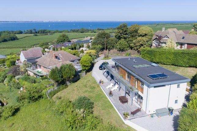 Thumbnail Detached house for sale in Glebe Estate, Studland, Dorset
