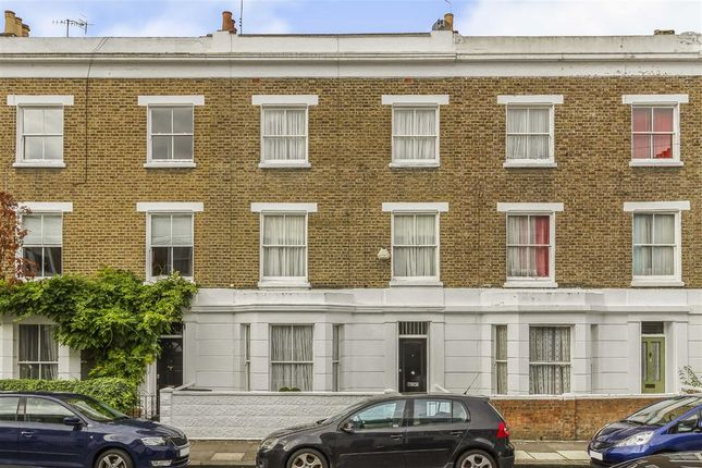 Thumbnail Terraced house for sale in Overstone Road, London