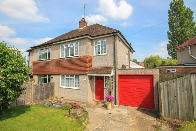 Thumbnail Semi-detached house for sale in Woods Hill Lane, Ashurst Wood, East Grinstead