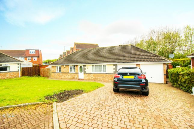 Thumbnail Detached bungalow for sale in Scotts Court, Gateshead, Tyne And Wear
