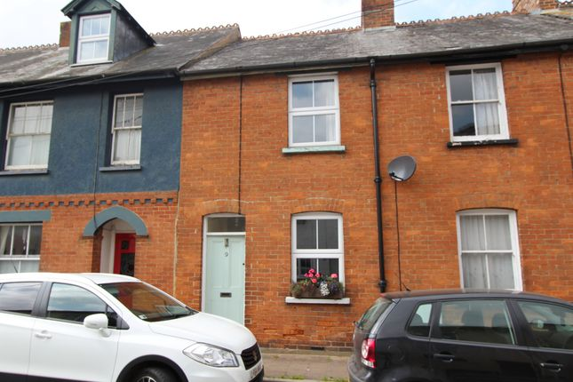 2 bed terraced house for sale in North Street, Ottery St. Mary EX11