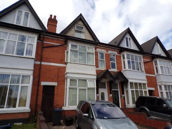 Thumbnail Terraced house for sale in Chestnut Road, Moseley, Birmingham, West Midlands