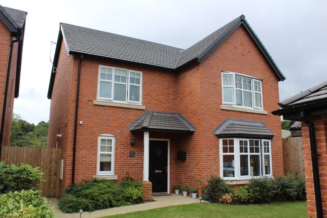 Thumbnail Detached house to rent in Georges Place, Beeston, Cheshire