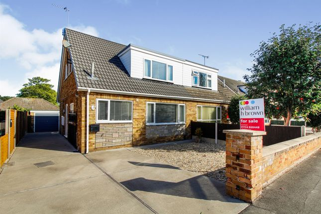 3 bed semi-detached house for sale in Plymouth Road, Scunthorpe DN17