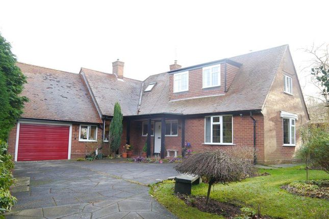 Thumbnail Detached house for sale in The Rise, Ponteland, Newcastle Upon Tyne