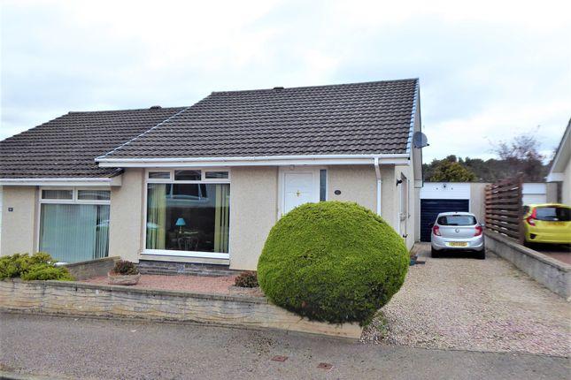 Thumbnail Semi-detached bungalow for sale in Clashlands Drive, Lhanbryde