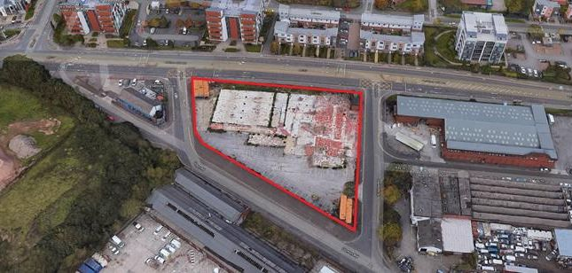 Thumbnail Land to let in 1-7 Gorton Road, Manchester, Greater Manchester