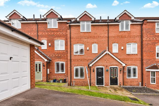 Thumbnail Terraced house for sale in Redbridge Close, Ilkeston