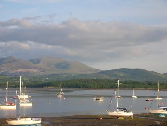 View To Elidir of West End, Beaumaris, Anglesey, North Wales LL58