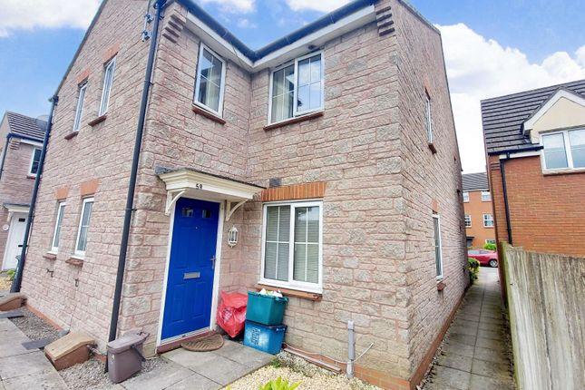 2 bed property to rent in Grosmont Way, Coedkernew, Newport NP10