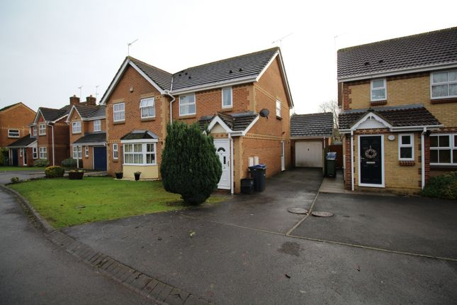 Thumbnail Semi-detached house for sale in Acacia Close, Chippenham