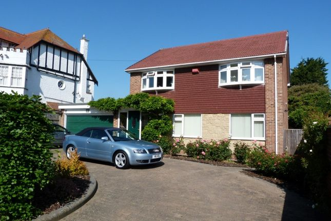 Thumbnail Detached house for sale in Kingsgate Avenue, Broadstairs