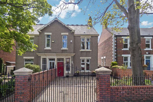 Thumbnail Semi-detached house for sale in Croft Terrace, Jarrow