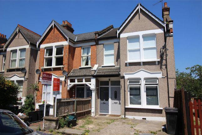 Thumbnail Maisonette for sale in Samos Road, Anerley, London