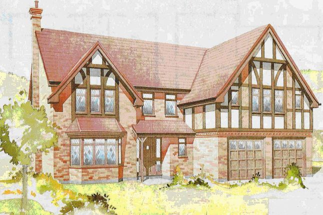 Thumbnail Detached house for sale in The Dove-Crag, Plot 43, 44 Park View, West Avenue, Barrow-In-Furness