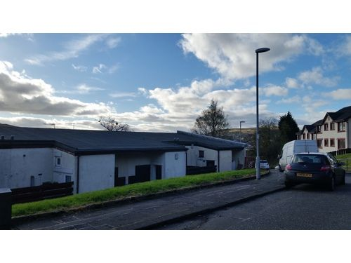 Thumbnail End terrace house to rent in Neil Street, Greenock