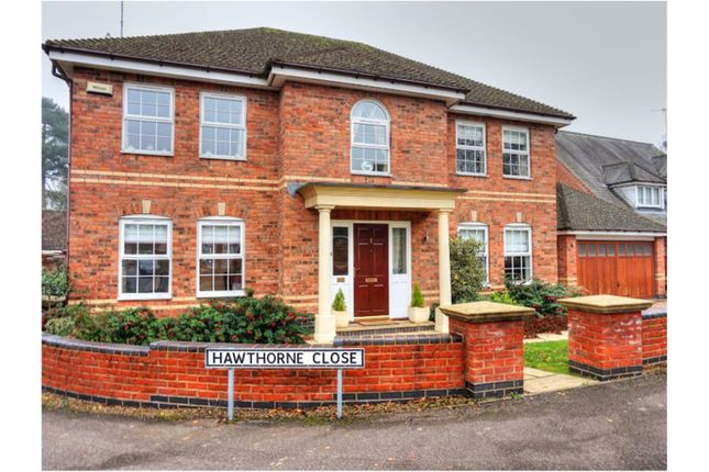 Thumbnail Detached house for sale in Hawthorne Close, Stretton Hall