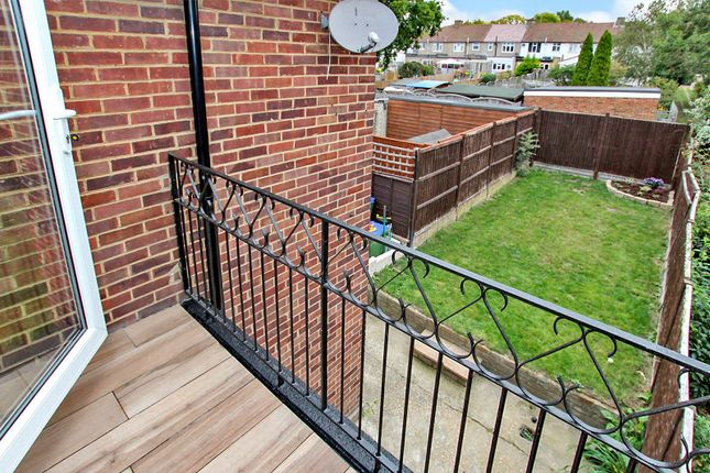 Balcony of Westerham Drive, Sidcup DA15