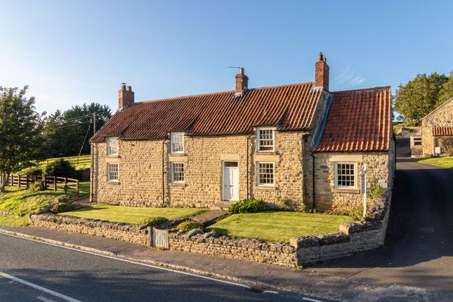 Thumbnail Detached house for sale in Wilton, Pickering