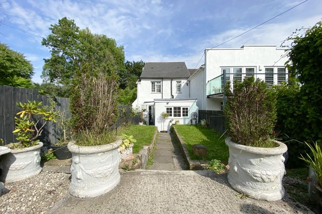 Thumbnail Semi-detached house for sale in Tudor Place, Aberdare, Mid Glamorgan