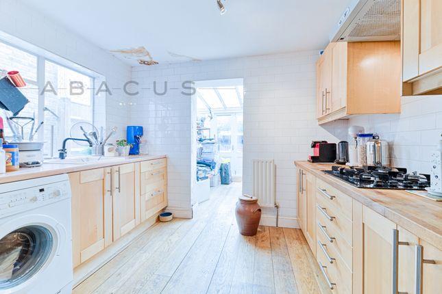 Thumbnail Terraced house for sale in Waldeck Road, Kew Bridge