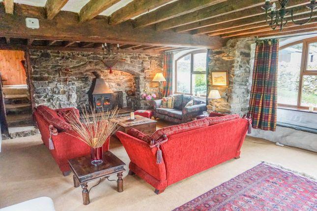 Thumbnail Detached house for sale in Llanfihangel Glyn Myfyr, Corwen
