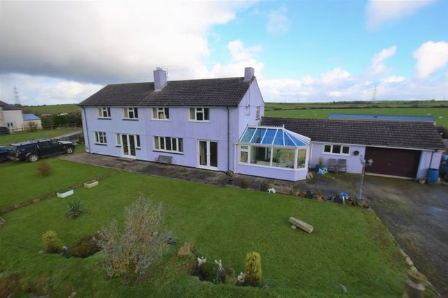 3 Bed Semi Detached House For Sale In Camelford PL32