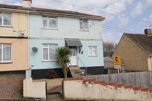 Thumbnail Semi-detached house for sale in Hutchings Way, Teignmouth