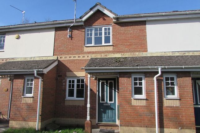 Thumbnail Terraced house to rent in Banc Gelli Las, Broadlands, Bridgend.