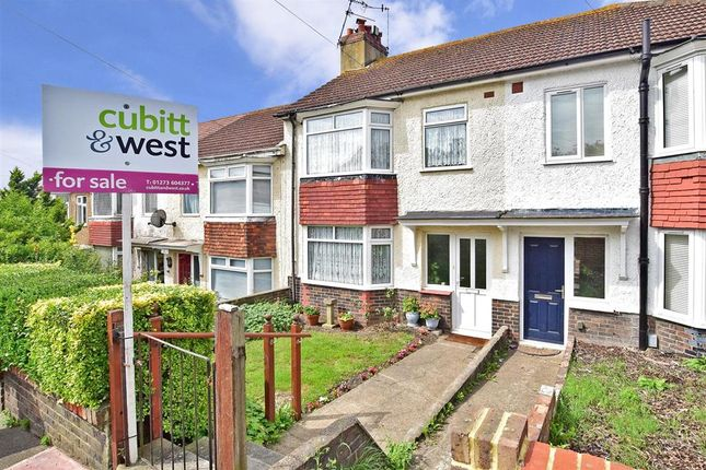 3 bed terraced house for sale in Nesbitt Road, Brighton, East Sussex