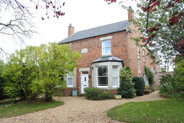Thumbnail Detached house for sale in Main Road, Kirby Bellars, Melton Mowbray