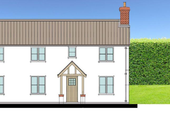 Thumbnail 2 bedroom semi-detached house for sale in Horwood Lane, Wickwar