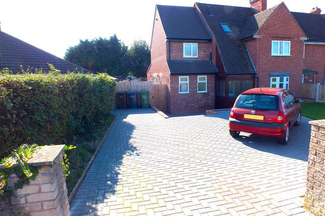 Thumbnail Semi-detached house for sale in Beeston Road, Cookley, Kidderminster