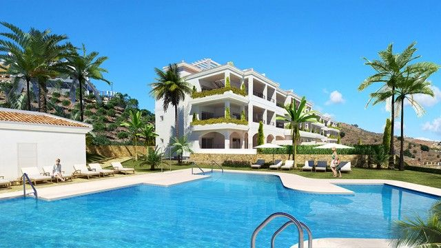 Thumbnail Apartment for sale in Spain, Málaga, Rincón De La Victoria