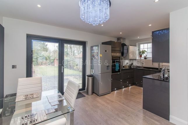 Thumbnail Semi-detached house to rent in Hycliffe Gardens, Chigwell